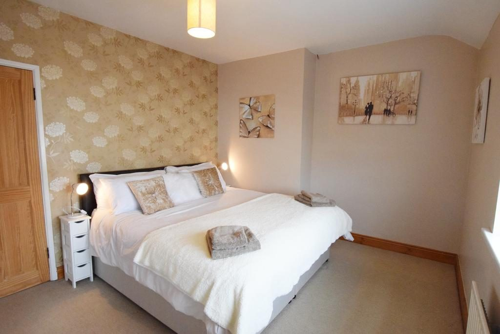 Portrush Holiday Home Visit Portrush Northen Ireland double bedroom two