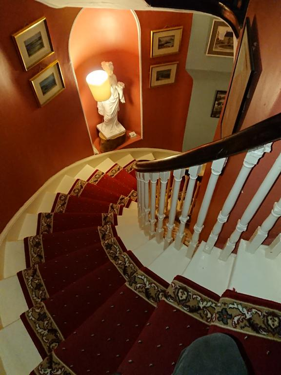 Ballylough House stairway