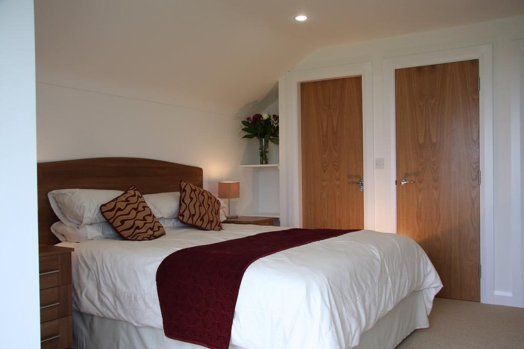 Bayview Farm Holiday Cottages bedroom 1