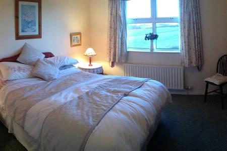 Bushmills Bliss bedroom