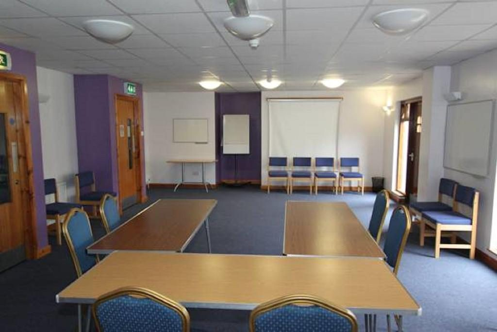 Bushmills Youth Hostel meeting room