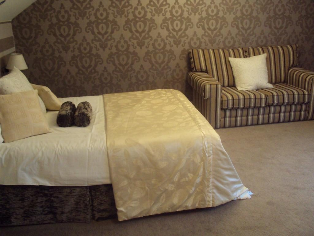 Causeway Lodge bedroom