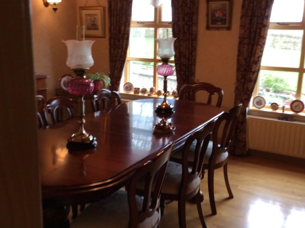Coolmore House dining room