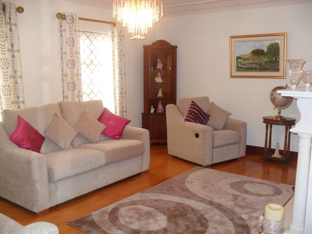 Coolmore House living room