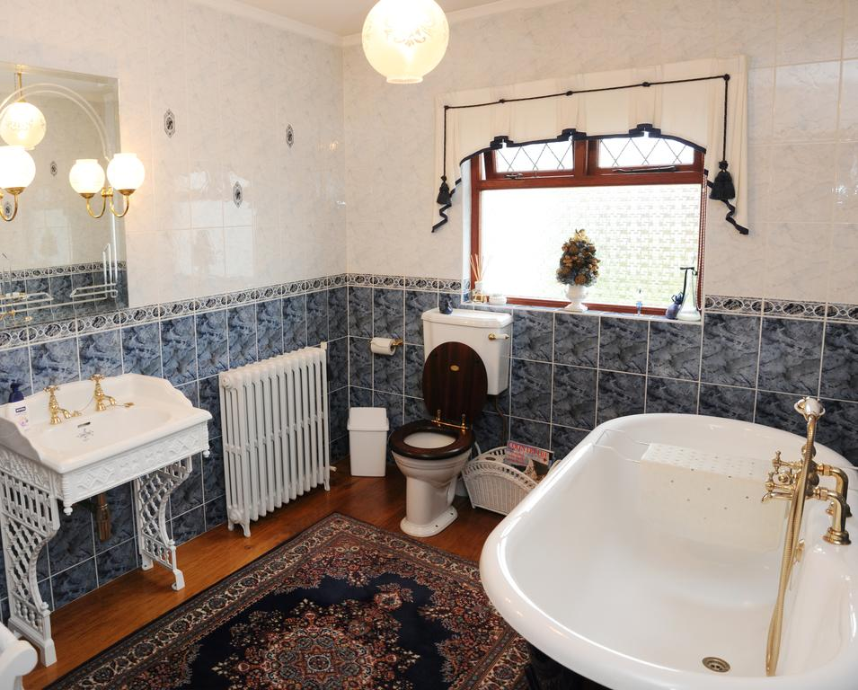 Cottesmore Bed and Breakfast bathroom