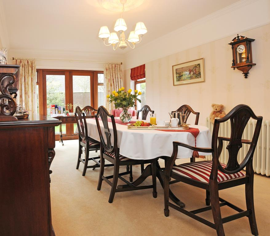Cottesmore Bed and Breakfast dining room