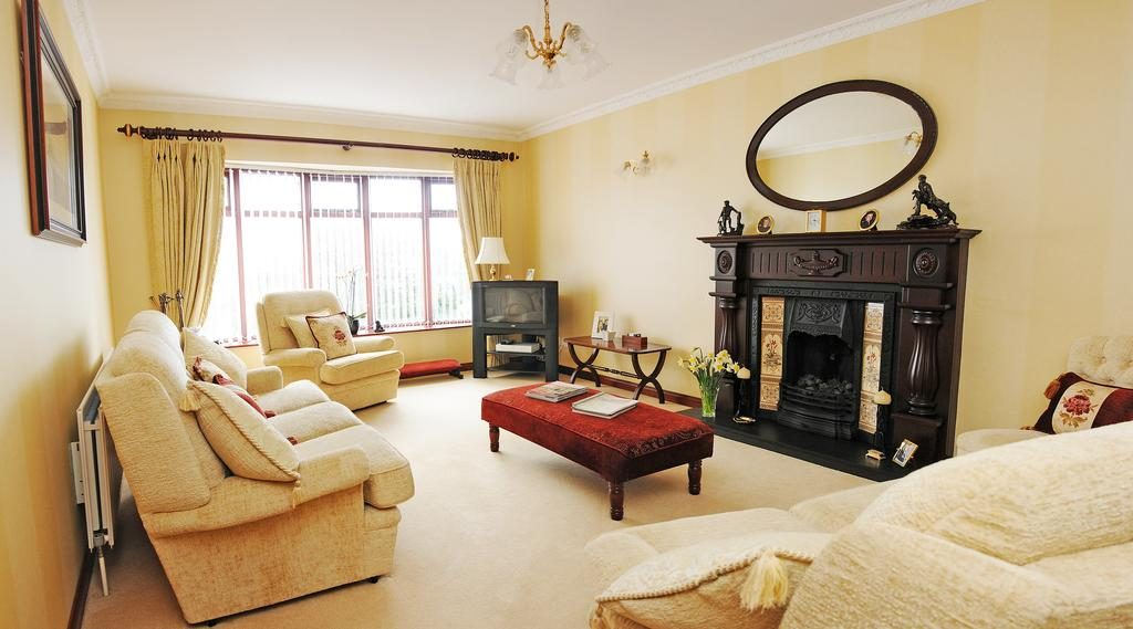 Cottesmore Bed and Breakfast living room
