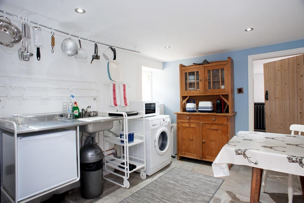 Dromore House Historic Country house Laundry room