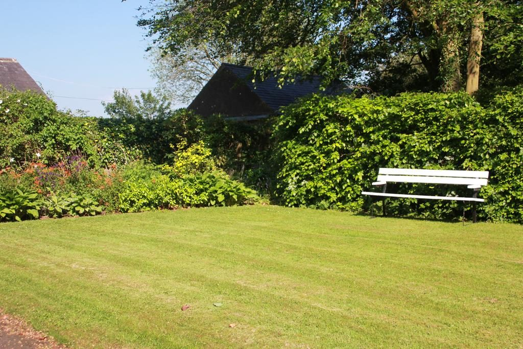 Dromore House Historic Country house backyard 2