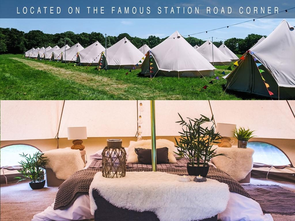 North West 200 - Boutique Glamping Village - tents