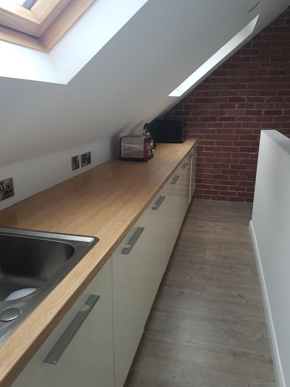 Portstewart Central Apartment - kitchen 2