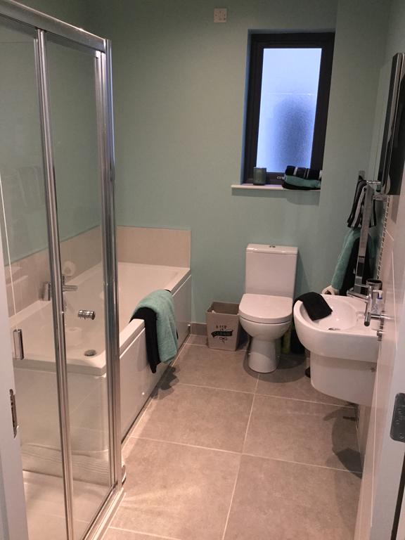 Portstewart Dream Home - bathroom