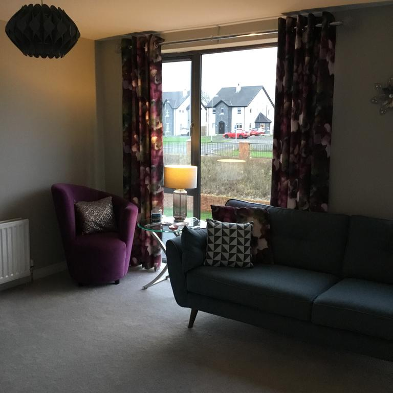 Portstewart Dream Home - living room