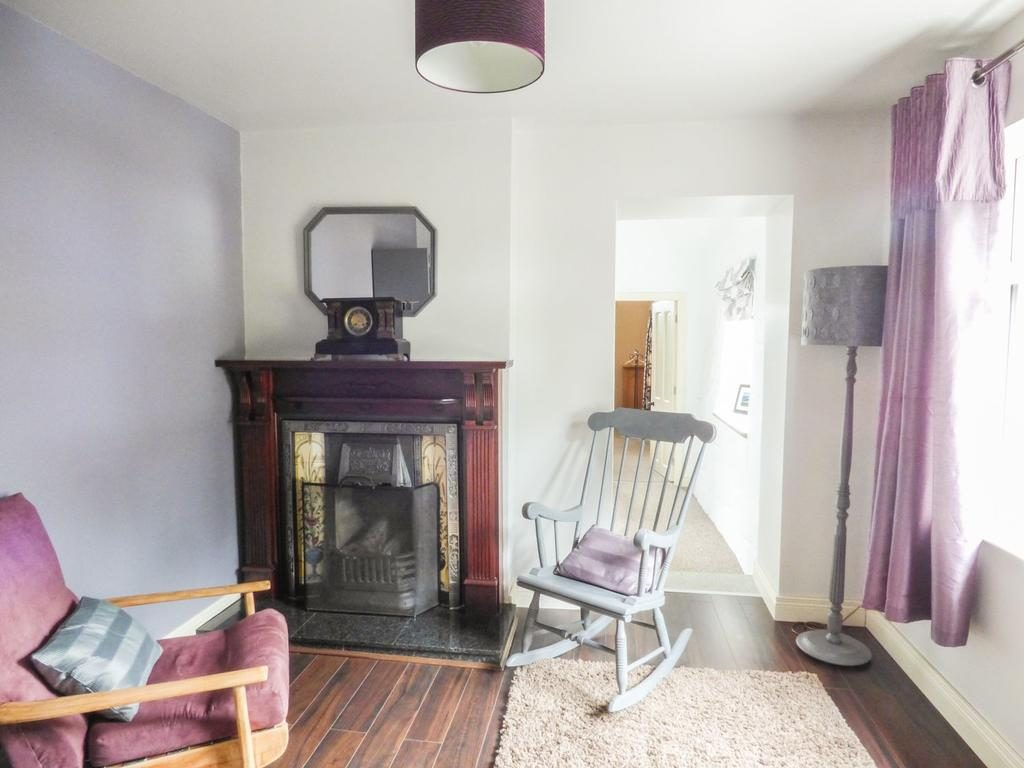 Rosies Cottage seating area