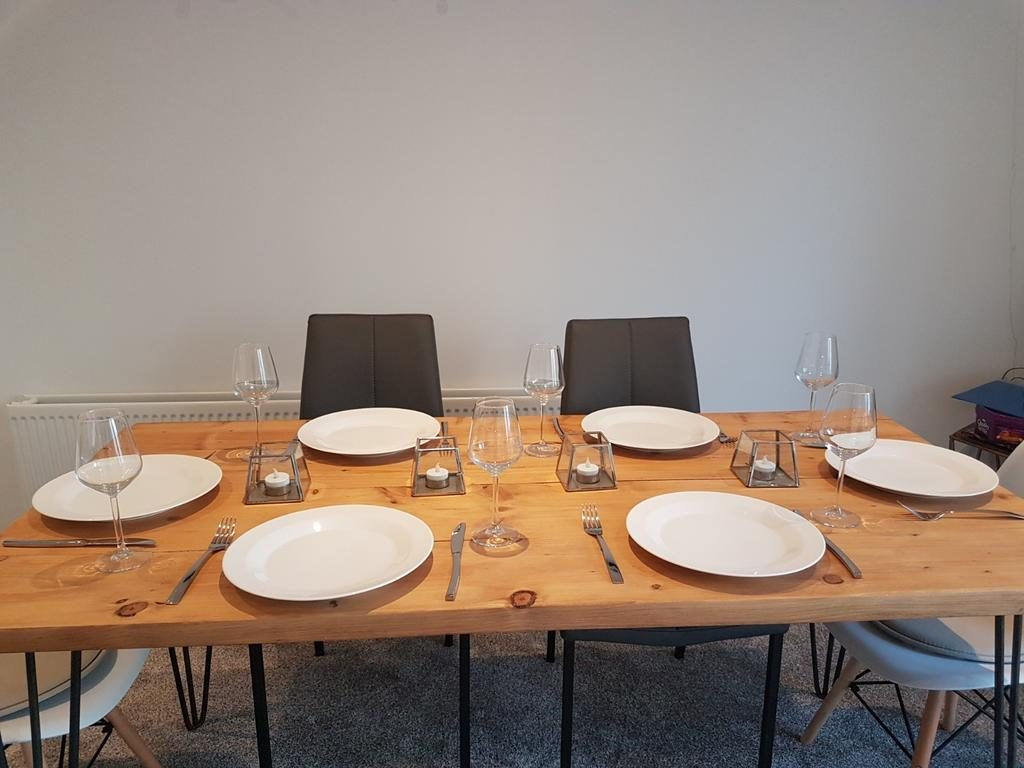 The T House dining table