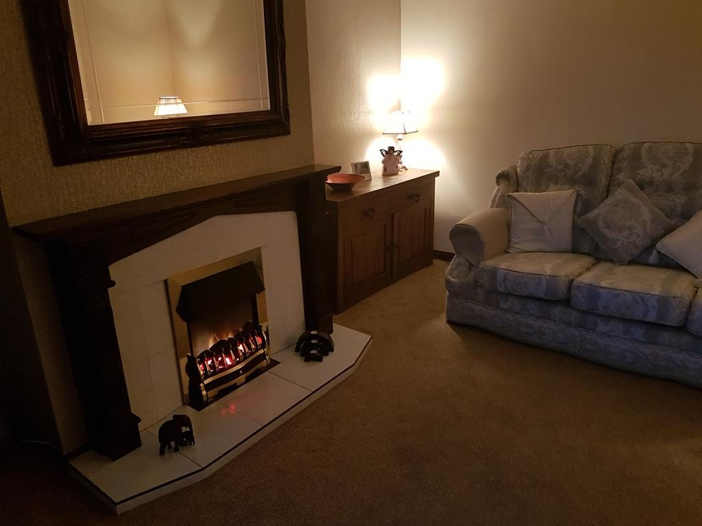 Willowfield fireplace