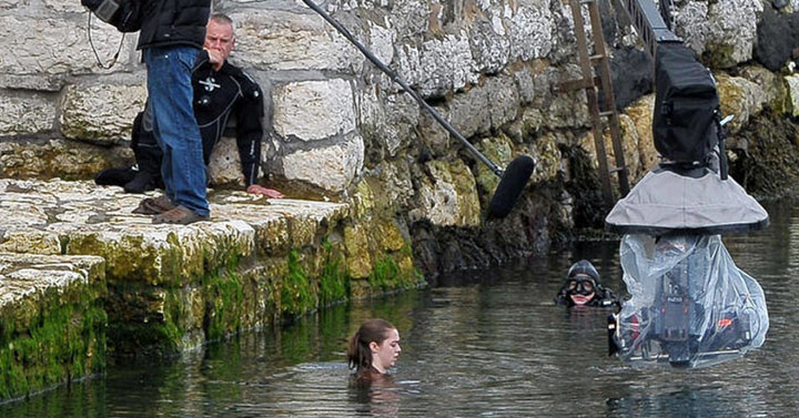 Carnlough filming locaton of game of thrones arya stark after being stabbed